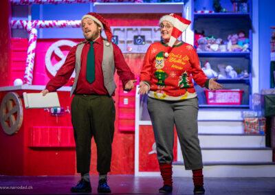 Jul I Den Gamle Gavefabrik